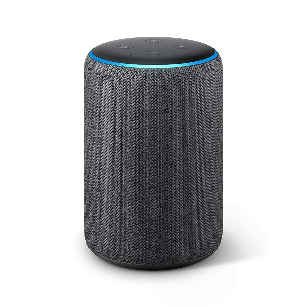 Alexa-enabled smart speaker for your dad's birthday party