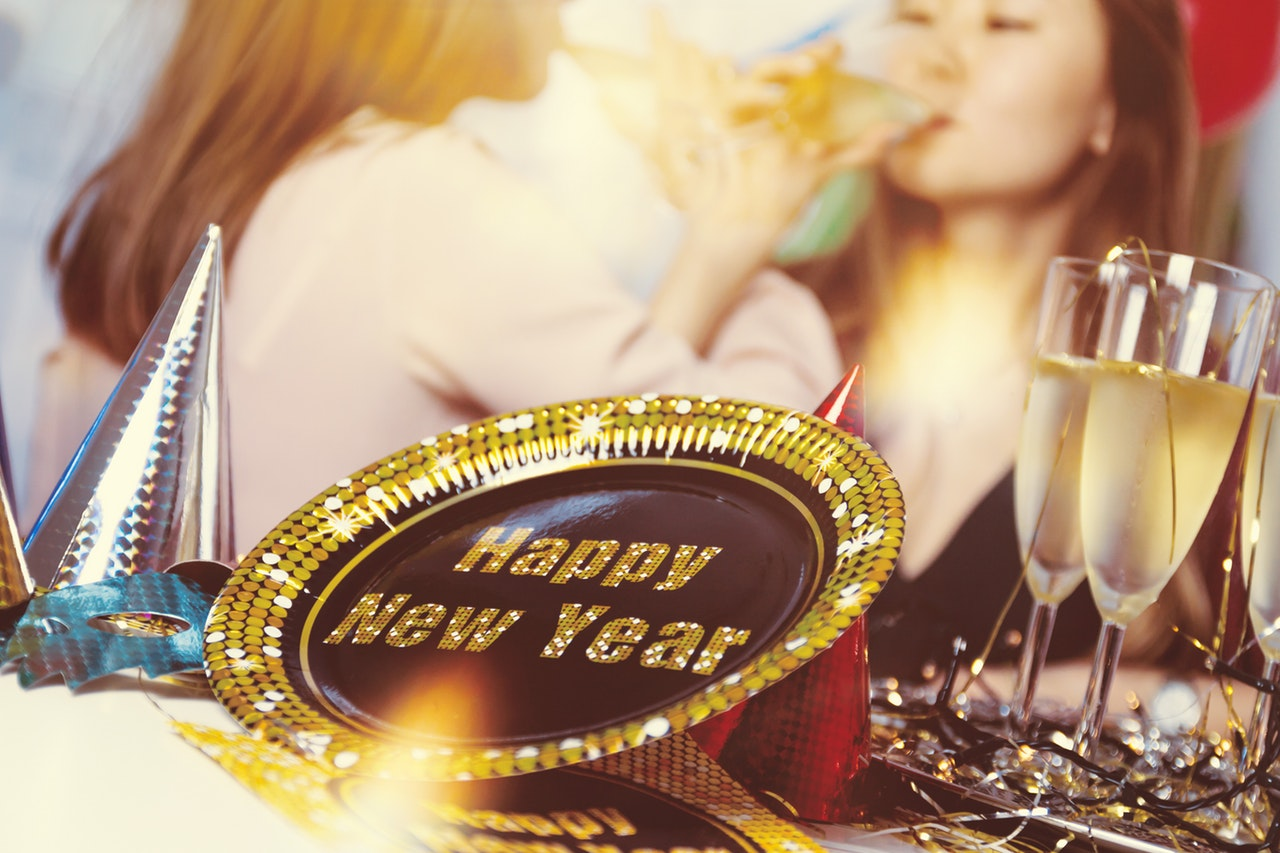 4 Amazing Ideas To Organize A New Year Party